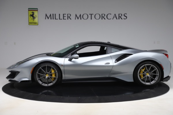 Used 2019 Ferrari 488 Pista for sale Sold at Maserati of Westport in Westport CT 06880 3