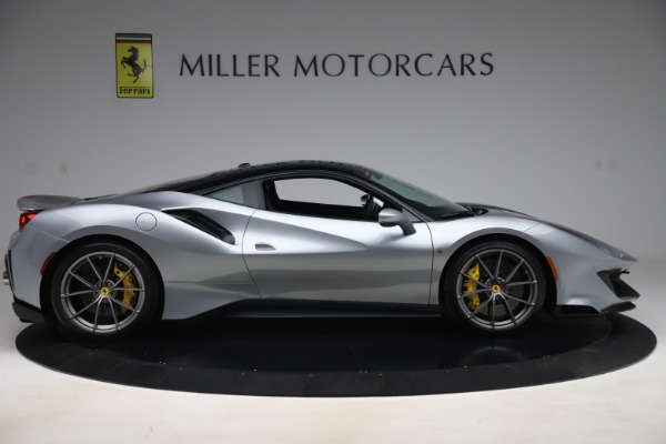 Used 2019 Ferrari 488 Pista for sale Sold at Maserati of Westport in Westport CT 06880 9