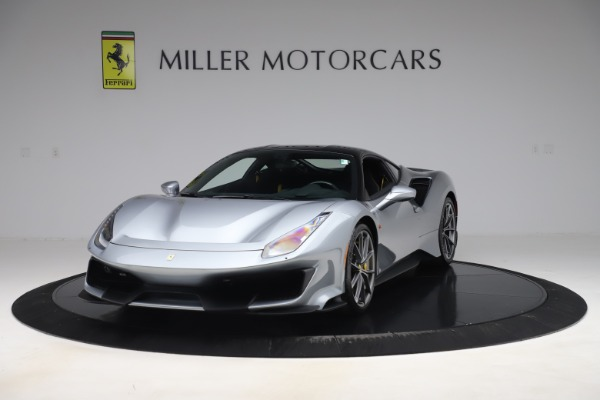 Used 2019 Ferrari 488 Pista for sale Sold at Maserati of Westport in Westport CT 06880 1