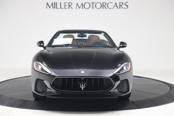 New 2019 Maserati GranTurismo Sport Convertible for sale $165,645 at Maserati of Westport in Westport CT 06880 12