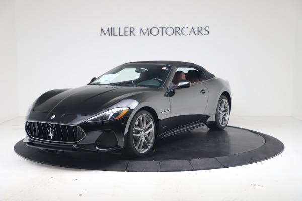 New 2019 Maserati GranTurismo Sport Convertible for sale $165,645 at Maserati of Westport in Westport CT 06880 13