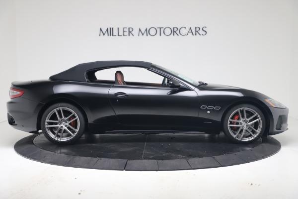 New 2019 Maserati GranTurismo Sport Convertible for sale $165,645 at Maserati of Westport in Westport CT 06880 17
