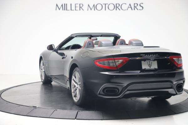 New 2019 Maserati GranTurismo Sport Convertible for sale $165,645 at Maserati of Westport in Westport CT 06880 5