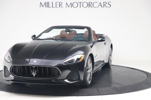 New 2019 Maserati GranTurismo Sport Convertible for sale $165,645 at Maserati of Westport in Westport CT 06880 1