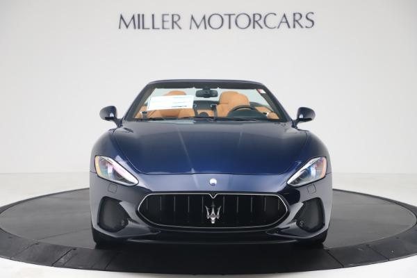 New 2019 Maserati GranTurismo Sport Convertible for sale Sold at Maserati of Westport in Westport CT 06880 12