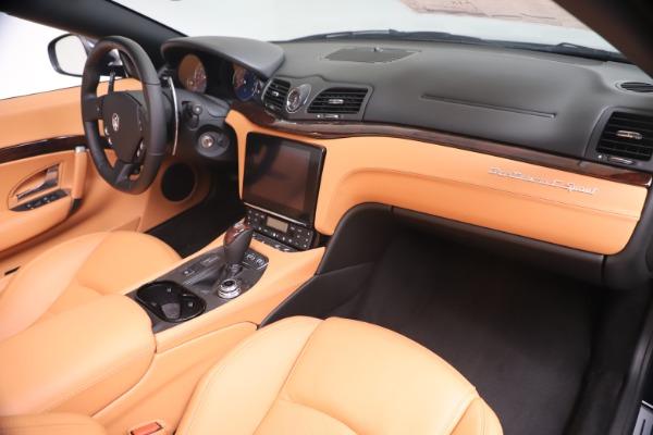 New 2019 Maserati GranTurismo Sport Convertible for sale Sold at Maserati of Westport in Westport CT 06880 26