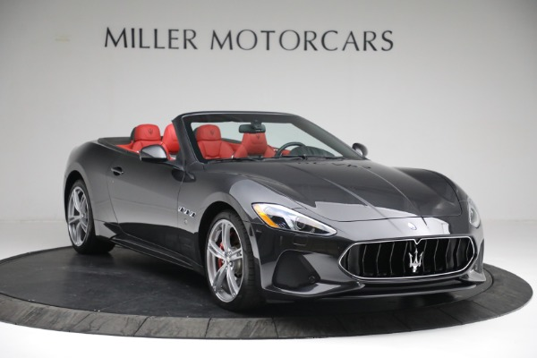 New 2019 Maserati GranTurismo Sport Convertible for sale Sold at Maserati of Westport in Westport CT 06880 10