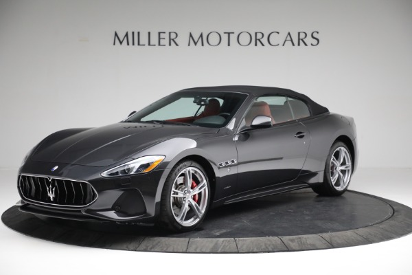 New 2019 Maserati GranTurismo Sport Convertible for sale Sold at Maserati of Westport in Westport CT 06880 13