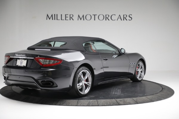 New 2019 Maserati GranTurismo Sport Convertible for sale Sold at Maserati of Westport in Westport CT 06880 17