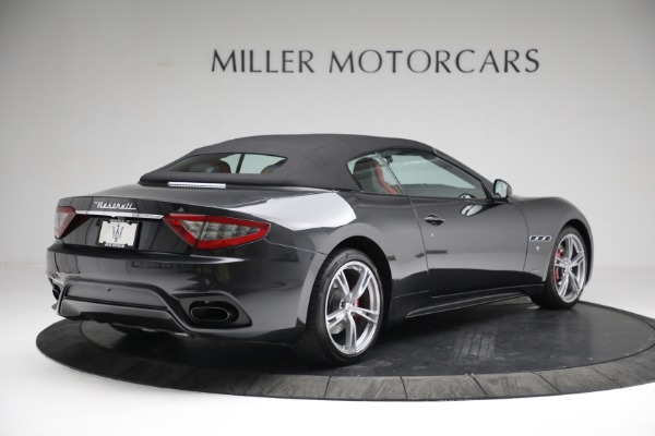 New 2019 Maserati GranTurismo Sport Convertible for sale Sold at Maserati of Westport in Westport CT 06880 18