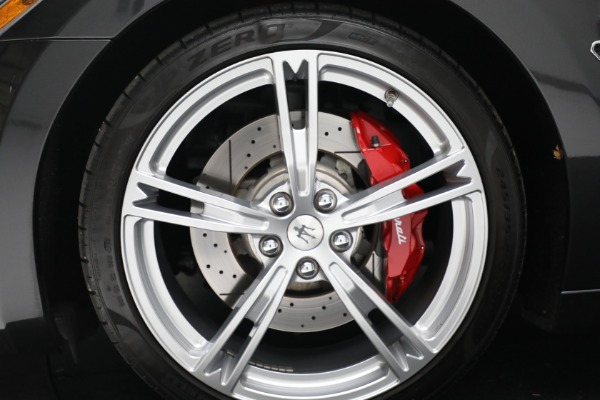 New 2019 Maserati GranTurismo Sport Convertible for sale Sold at Maserati of Westport in Westport CT 06880 24
