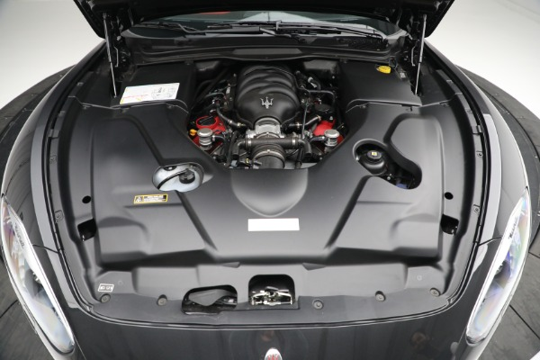 New 2019 Maserati GranTurismo Sport Convertible for sale Sold at Maserati of Westport in Westport CT 06880 25