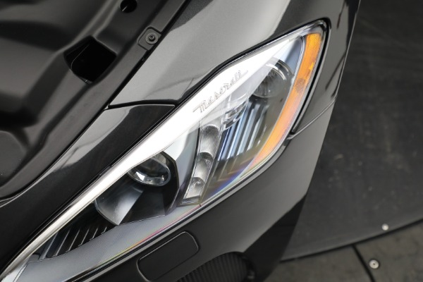New 2019 Maserati GranTurismo Sport Convertible for sale Sold at Maserati of Westport in Westport CT 06880 26