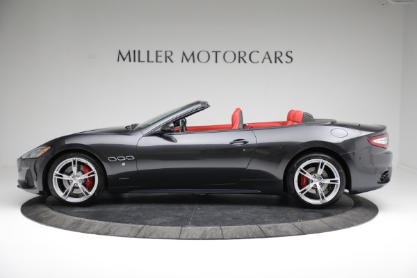 New 2019 Maserati GranTurismo Sport Convertible for sale Sold at Maserati of Westport in Westport CT 06880 3