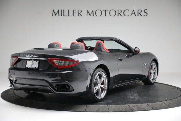 New 2019 Maserati GranTurismo Sport Convertible for sale Sold at Maserati of Westport in Westport CT 06880 6