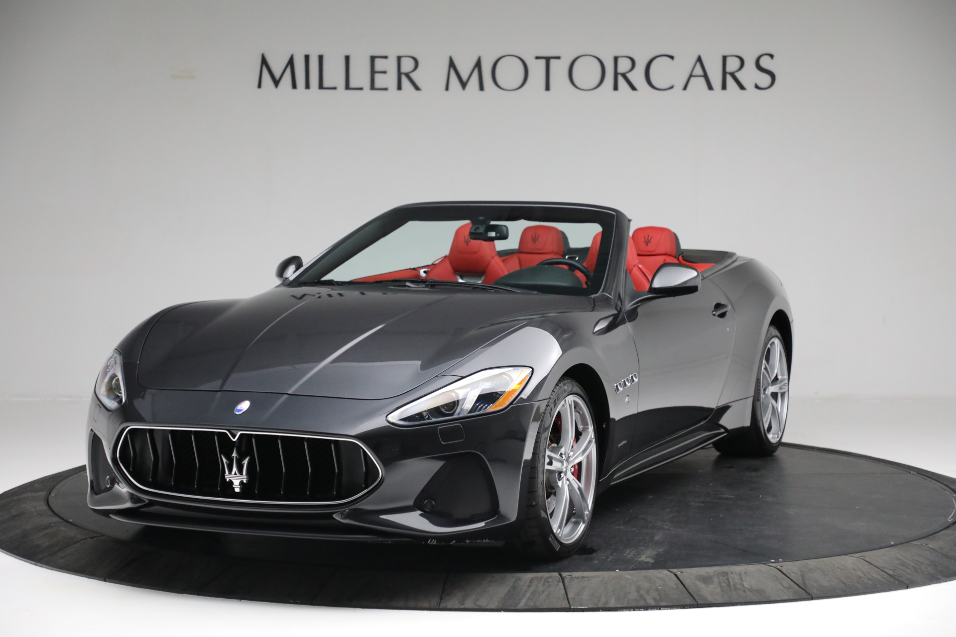 New 2019 Maserati GranTurismo Sport Convertible for sale Sold at Maserati of Westport in Westport CT 06880 1