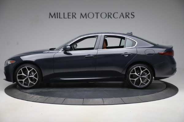 New 2019 Alfa Romeo Giulia Q4 for sale Sold at Maserati of Westport in Westport CT 06880 3