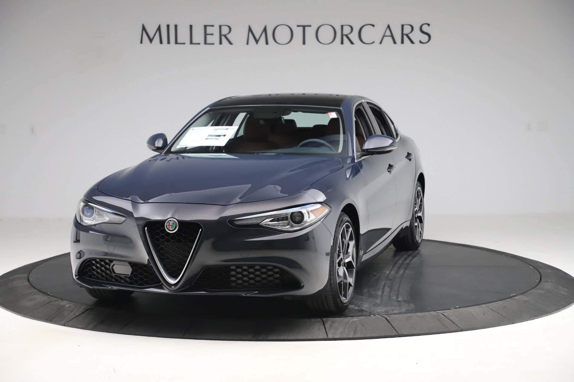 New 2019 Alfa Romeo Giulia Q4 for sale Sold at Maserati of Westport in Westport CT 06880 1