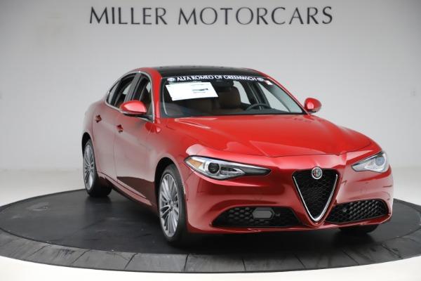 New 2019 Alfa Romeo Giulia Ti Lusso Q4 for sale Sold at Maserati of Westport in Westport CT 06880 11