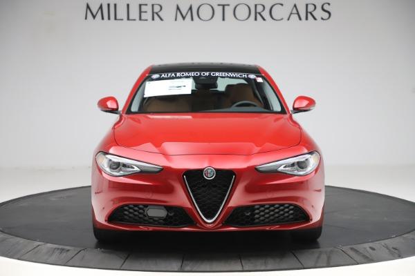 New 2019 Alfa Romeo Giulia Ti Lusso Q4 for sale Sold at Maserati of Westport in Westport CT 06880 12