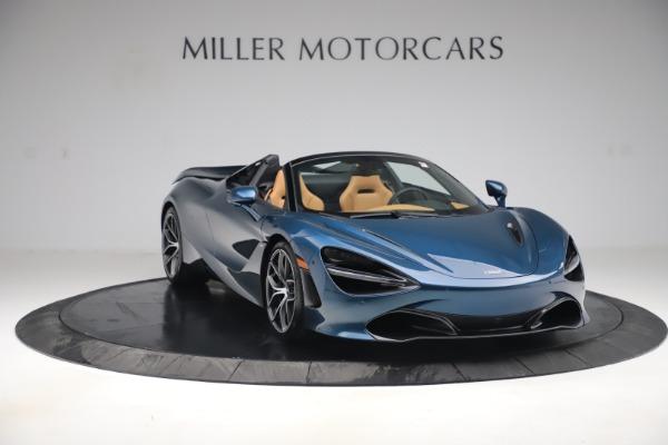 New 2020 McLaren 720S Spider Luxury for sale $380,835 at Maserati of Westport in Westport CT 06880 10