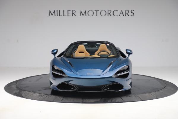 New 2020 McLaren 720S Spider Luxury for sale $380,835 at Maserati of Westport in Westport CT 06880 11