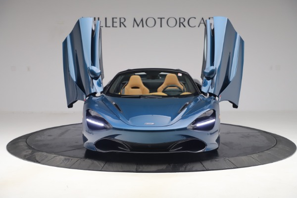 New 2020 McLaren 720S Spider Luxury for sale $380,835 at Maserati of Westport in Westport CT 06880 12