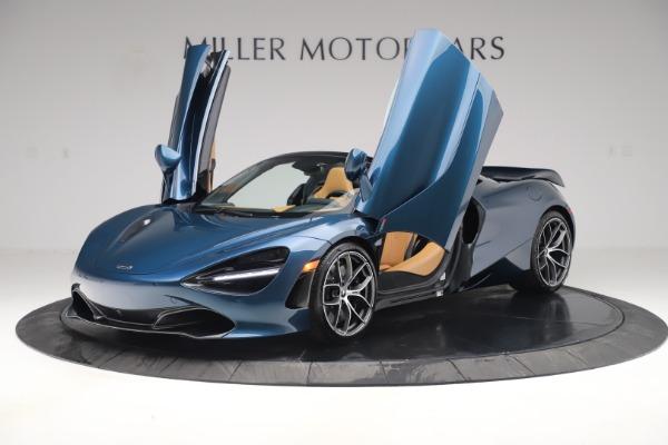New 2020 McLaren 720S Spider Luxury for sale $380,835 at Maserati of Westport in Westport CT 06880 13