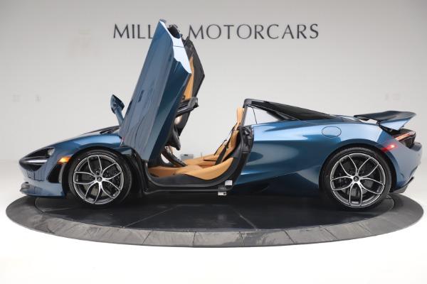 New 2020 McLaren 720S Spider Luxury for sale $380,835 at Maserati of Westport in Westport CT 06880 14