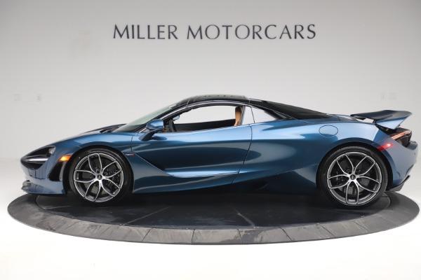 New 2020 McLaren 720S Spider Luxury for sale $380,835 at Maserati of Westport in Westport CT 06880 15