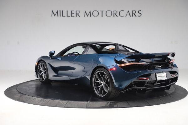 New 2020 McLaren 720S Spider Luxury for sale $380,835 at Maserati of Westport in Westport CT 06880 16