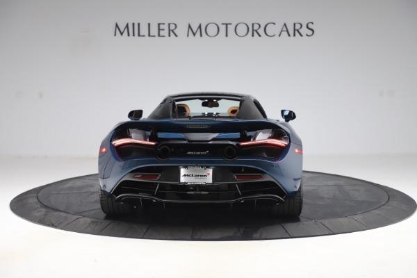 New 2020 McLaren 720S Spider Luxury for sale $380,835 at Maserati of Westport in Westport CT 06880 17