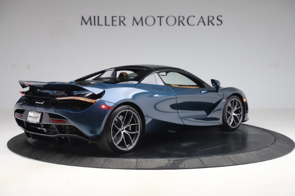 New 2020 McLaren 720S Spider Luxury for sale $380,835 at Maserati of Westport in Westport CT 06880 18