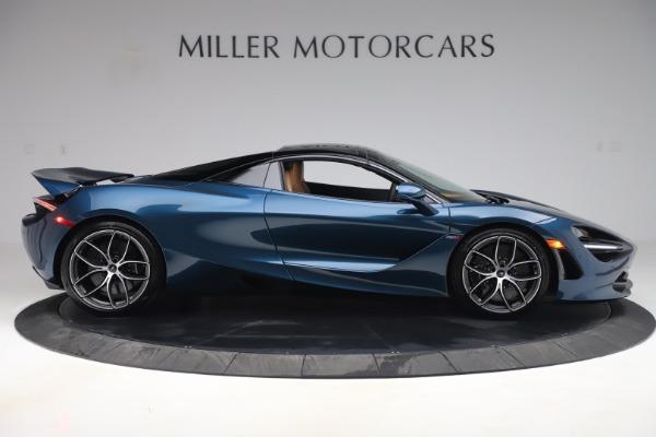 New 2020 McLaren 720S Spider Luxury for sale $380,835 at Maserati of Westport in Westport CT 06880 19