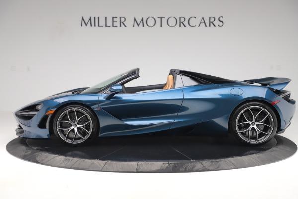New 2020 McLaren 720S Spider Luxury for sale $380,835 at Maserati of Westport in Westport CT 06880 2