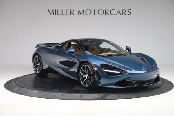 New 2020 McLaren 720S Spider Luxury for sale $380,835 at Maserati of Westport in Westport CT 06880 20