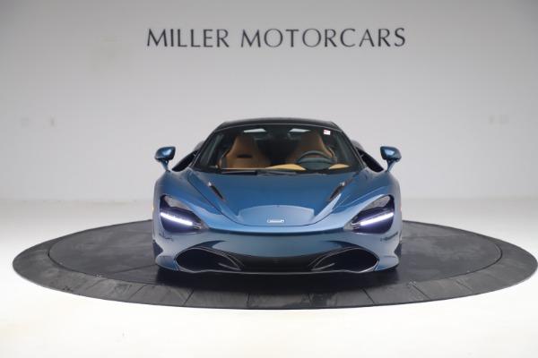 New 2020 McLaren 720S Spider Luxury for sale $380,835 at Maserati of Westport in Westport CT 06880 21