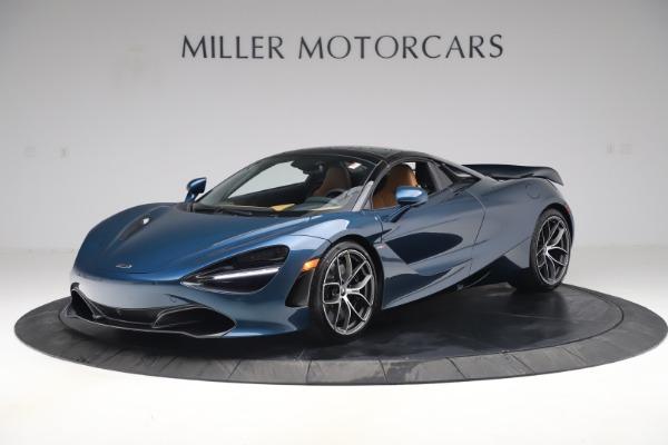 New 2020 McLaren 720S Spider Luxury for sale $380,835 at Maserati of Westport in Westport CT 06880 22