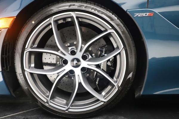 New 2020 McLaren 720S Spider Luxury for sale $380,835 at Maserati of Westport in Westport CT 06880 23