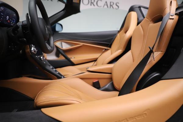 New 2020 McLaren 720S Spider Luxury for sale $380,835 at Maserati of Westport in Westport CT 06880 26