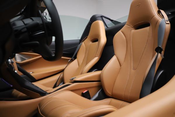 New 2020 McLaren 720S Spider Luxury for sale $380,835 at Maserati of Westport in Westport CT 06880 27