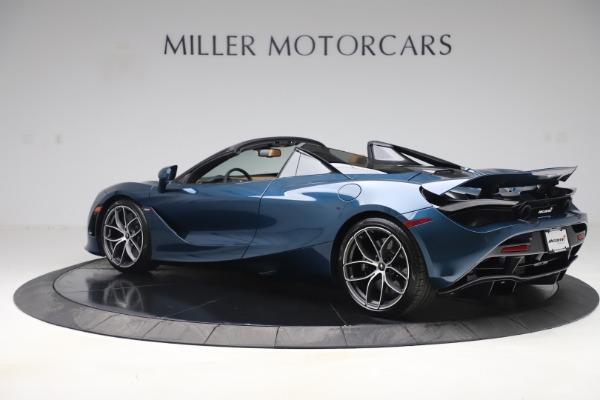 New 2020 McLaren 720S Spider Luxury for sale $380,835 at Maserati of Westport in Westport CT 06880 3