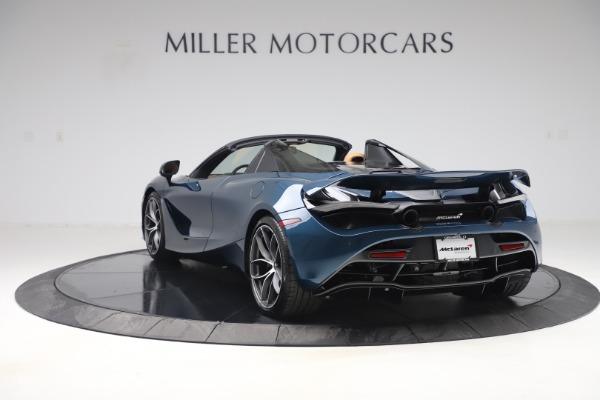 New 2020 McLaren 720S Spider Luxury for sale $380,835 at Maserati of Westport in Westport CT 06880 4