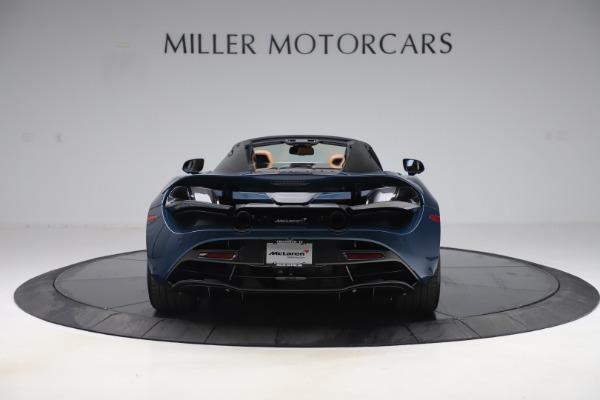 New 2020 McLaren 720S Spider Luxury for sale $380,835 at Maserati of Westport in Westport CT 06880 5