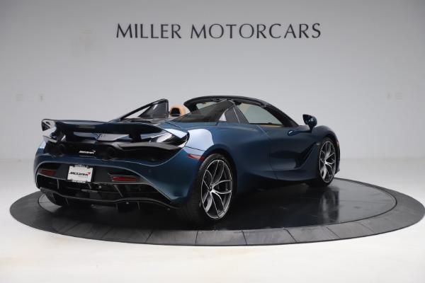 New 2020 McLaren 720S Spider Luxury for sale $380,835 at Maserati of Westport in Westport CT 06880 6