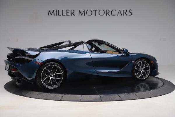 New 2020 McLaren 720S Spider Luxury for sale $380,835 at Maserati of Westport in Westport CT 06880 7