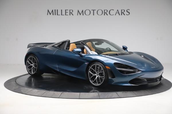 New 2020 McLaren 720S Spider Luxury for sale $380,835 at Maserati of Westport in Westport CT 06880 9