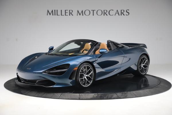 New 2020 McLaren 720S Spider Luxury for sale $380,835 at Maserati of Westport in Westport CT 06880 1