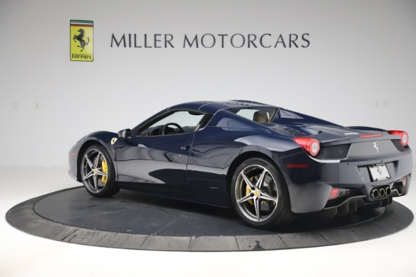 Used 2012 Ferrari 458 Spider for sale Sold at Maserati of Westport in Westport CT 06880 15