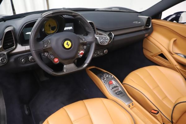Used 2012 Ferrari 458 Spider for sale Sold at Maserati of Westport in Westport CT 06880 19